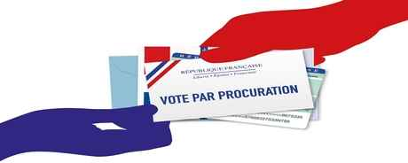 vote par procuration